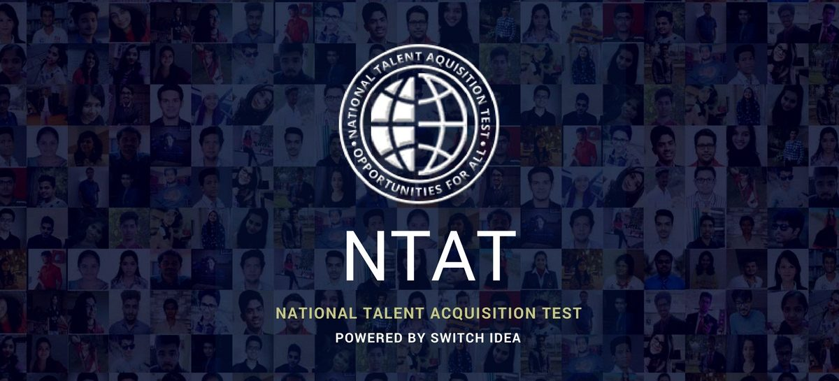 Get the best internship programs by qualifying NTAT