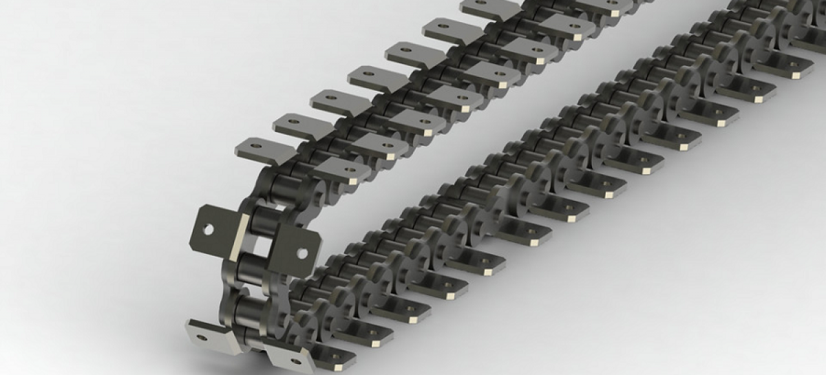 The Benefits of a Cage Bearing Conveyor Chain