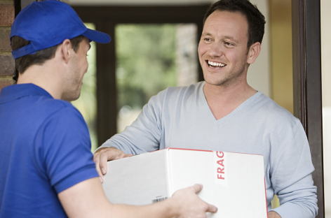 Delivering your trust and your parcel with promptness