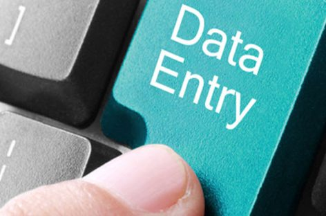 Get data entry jobs online and enjoy working at home