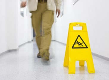 Things to do after a slip and fall accident