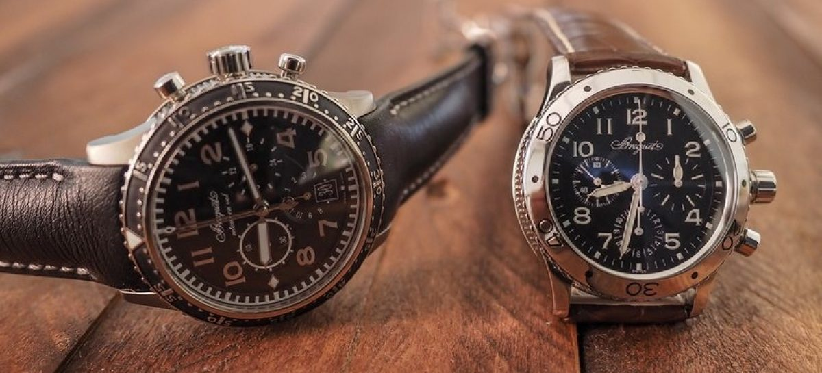 Types of replica watches