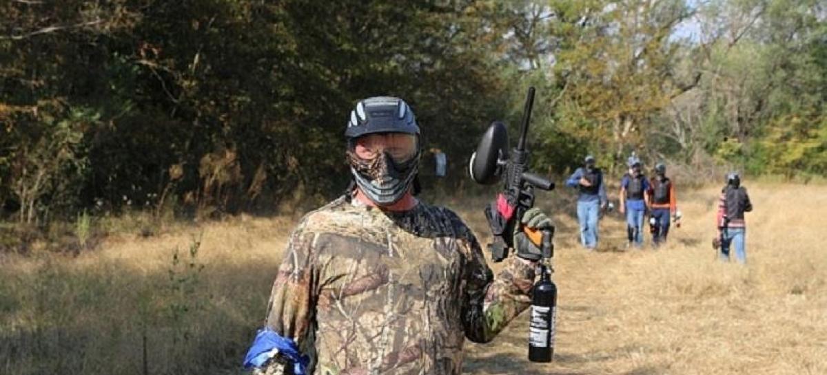 Four Important Reasons to Play Paintball
